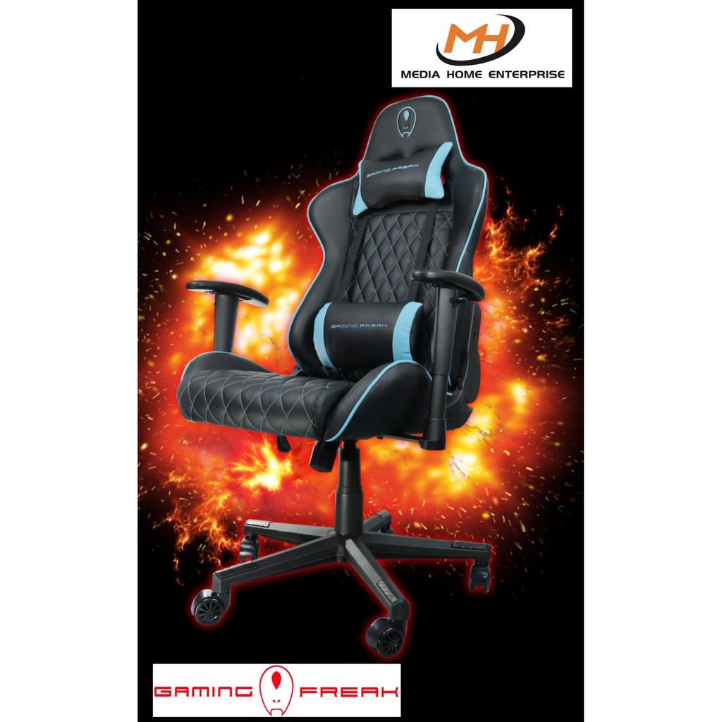 Gaming Freak Chair Magic Throne Blue Edition