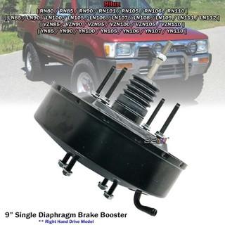 Single Diaphragm 9 Brake Booster For Toyota Hilux RN80 RN110 LN106