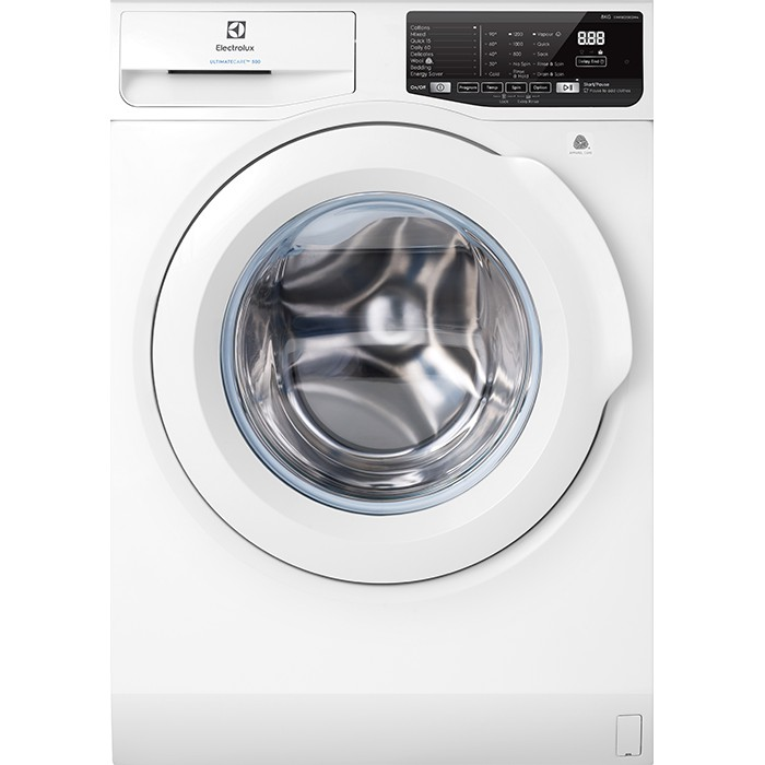 Electrolux EWF-8025CQWA 8Kg Washer (Special Promotion, Free Delivery and Setting up Within Selangor*/KL Only)
