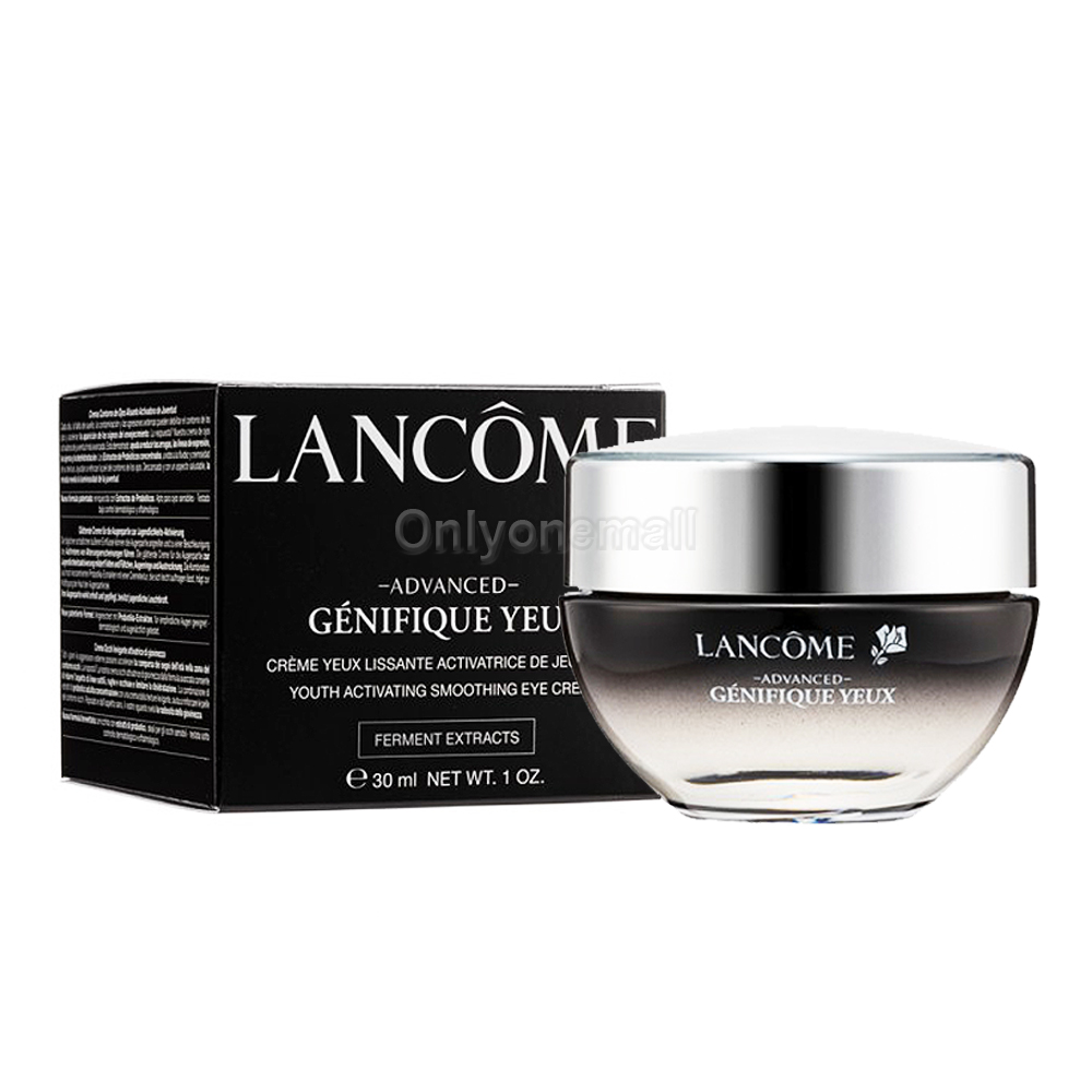 Lancome Advanced Genifique Yeux Youth Activating Smoothing Eye Cream 30ml (With Free Gift)