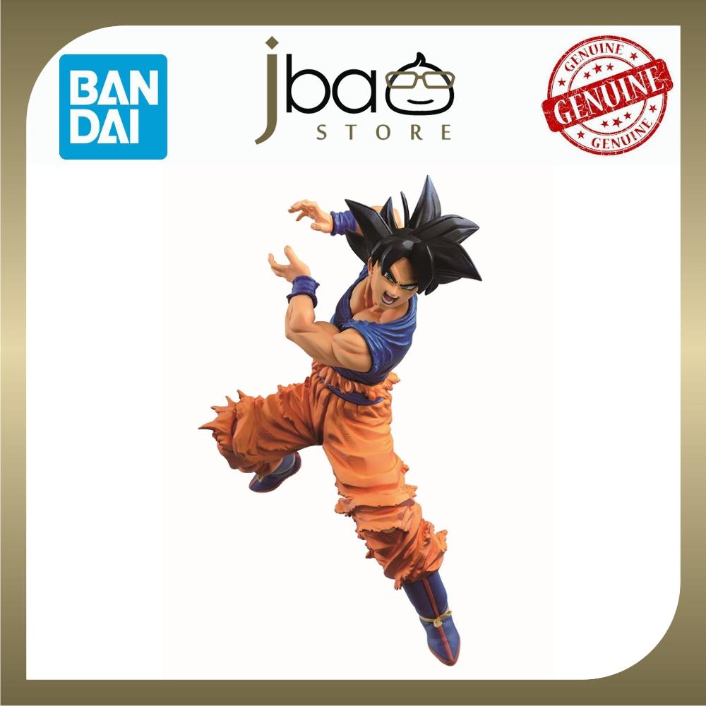 BANDAI Namco ICHIBANSHO FIGURE Son Goku Ultra Instinct Dokkan Battle Ver Dragon Ball