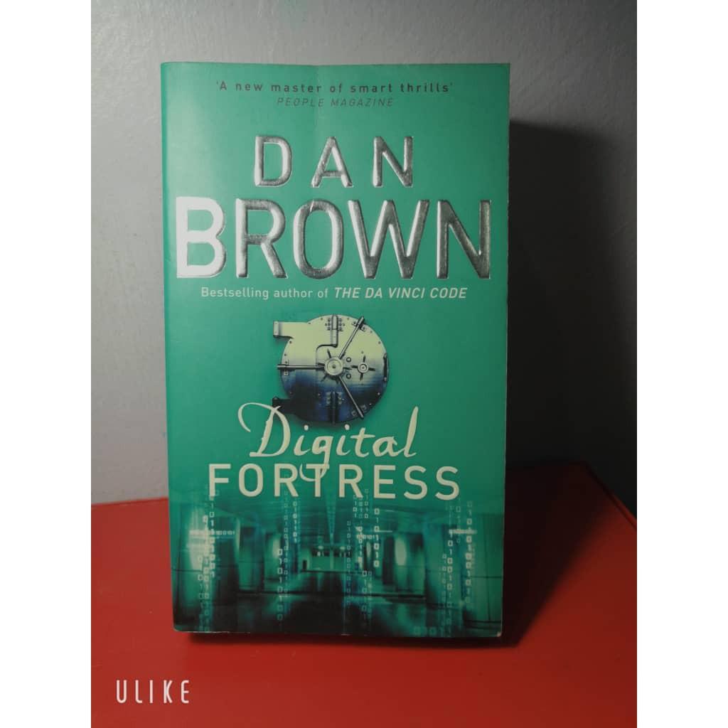 PRELOVED NOVEL: DIGITAL FORTRESS BY DAN BROWN