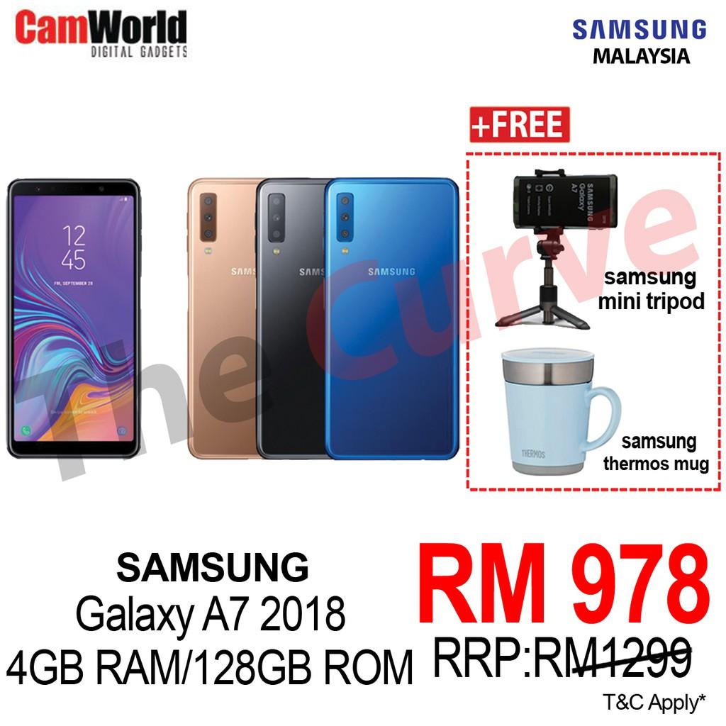 Samsung Galaxy A7 (2018) 4GB/128GB