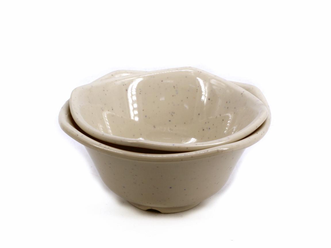 Toyogo dining bowl Set H 2 in 1 / mangkuk set 2 dalam 1