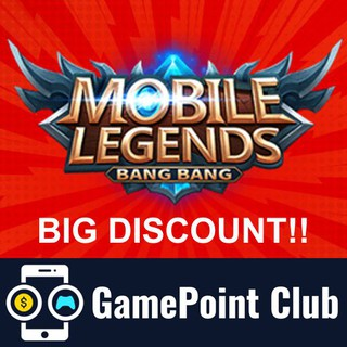 Mobile Legends Topup [LEGAL] | Shopee Malaysia