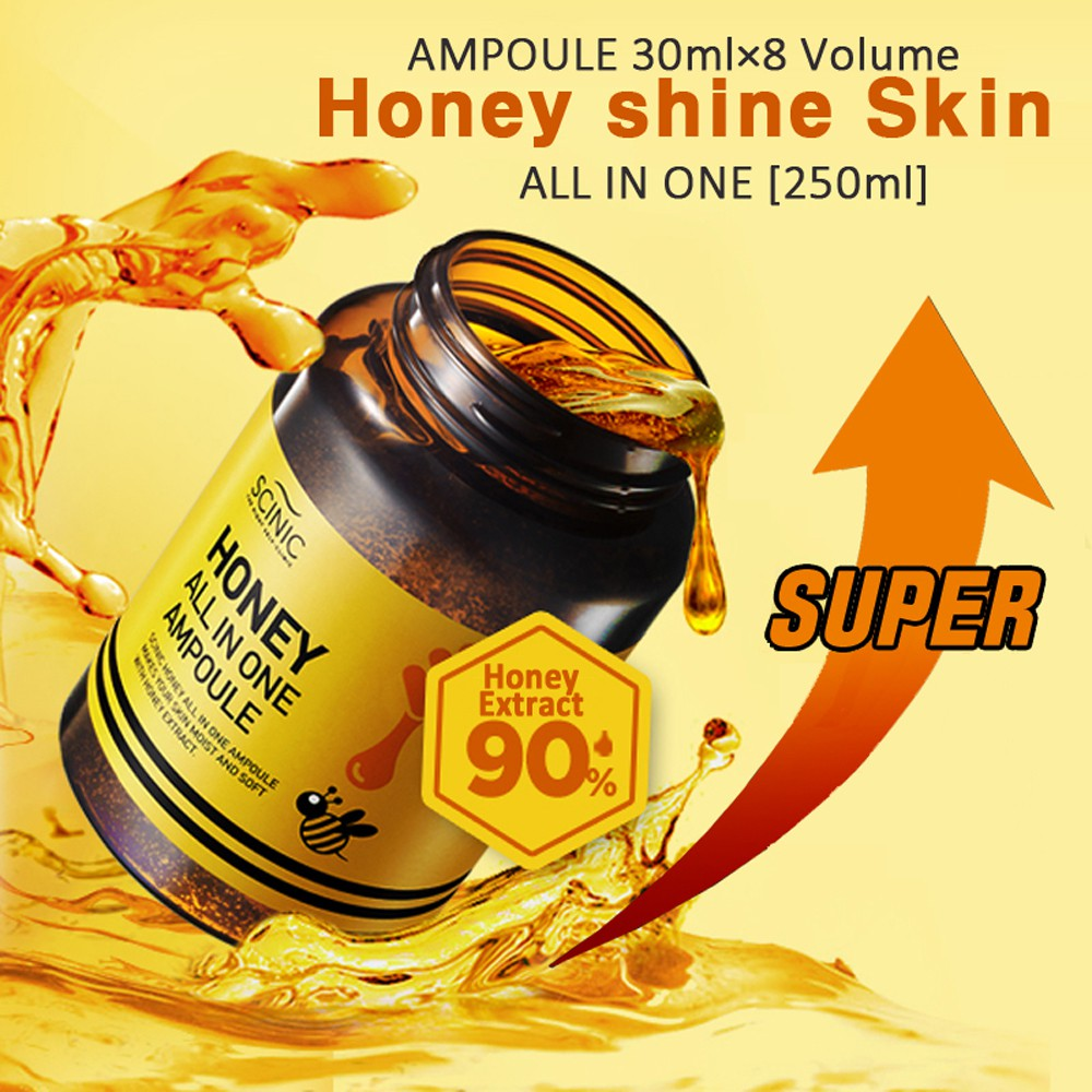 Pure Heals Propolis 90 Ampoule 30ml Korean Beauty Shopee Malaysia Pureheals