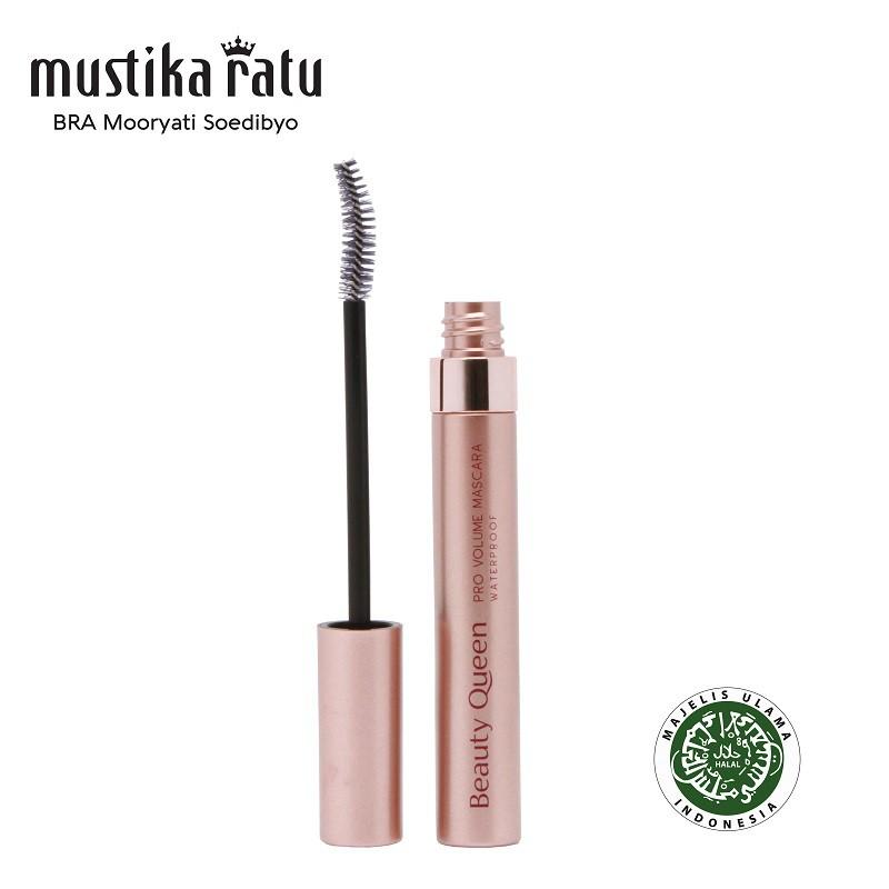 Mustika Ratu Beauty Queen Pro Volume Mascara Black 7ml