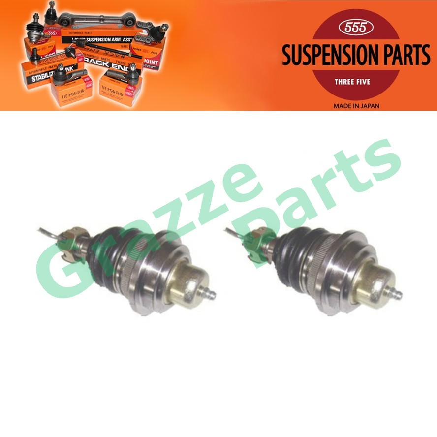(2pc) 555 Japan Ball Joint Set Lower SB-7762 for Mitsubishi L400 S-Gear