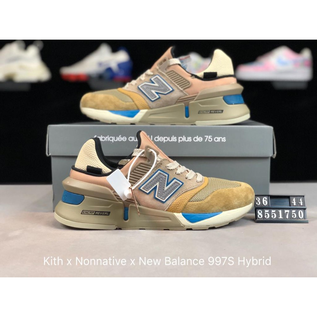 best service bcc03 79bff Kith x Nonnative x New Balance 997S Hybrid Limited Joint Name Name: 585