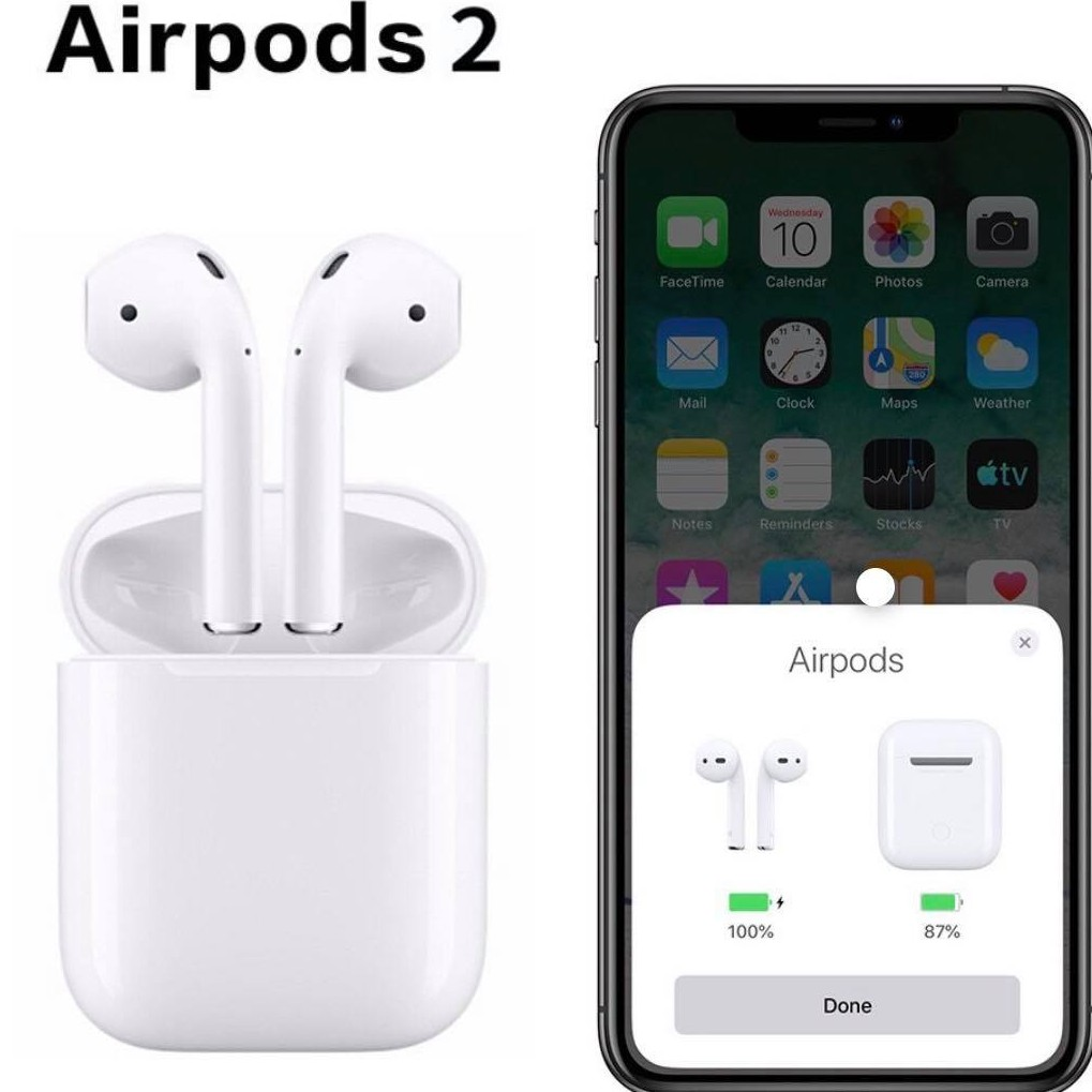 airpods 2 vs 1 box