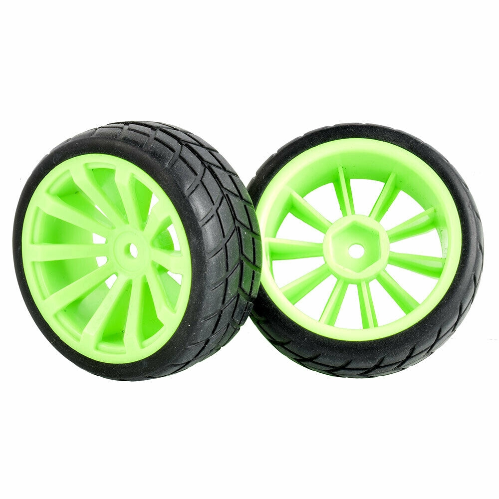 """RC6030-7006A 1.9/""""Rubber 96mm Tires/&Wheel 4Pcs For 1//10 RC4WD D90 Rock Climbing"""