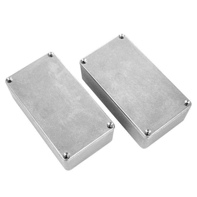 ef88dbcc4b 1590BB Aluminum Metal Stomp Box Case Enclosure Guitar Effect Pedal Pack of 3    Shopee Malaysia