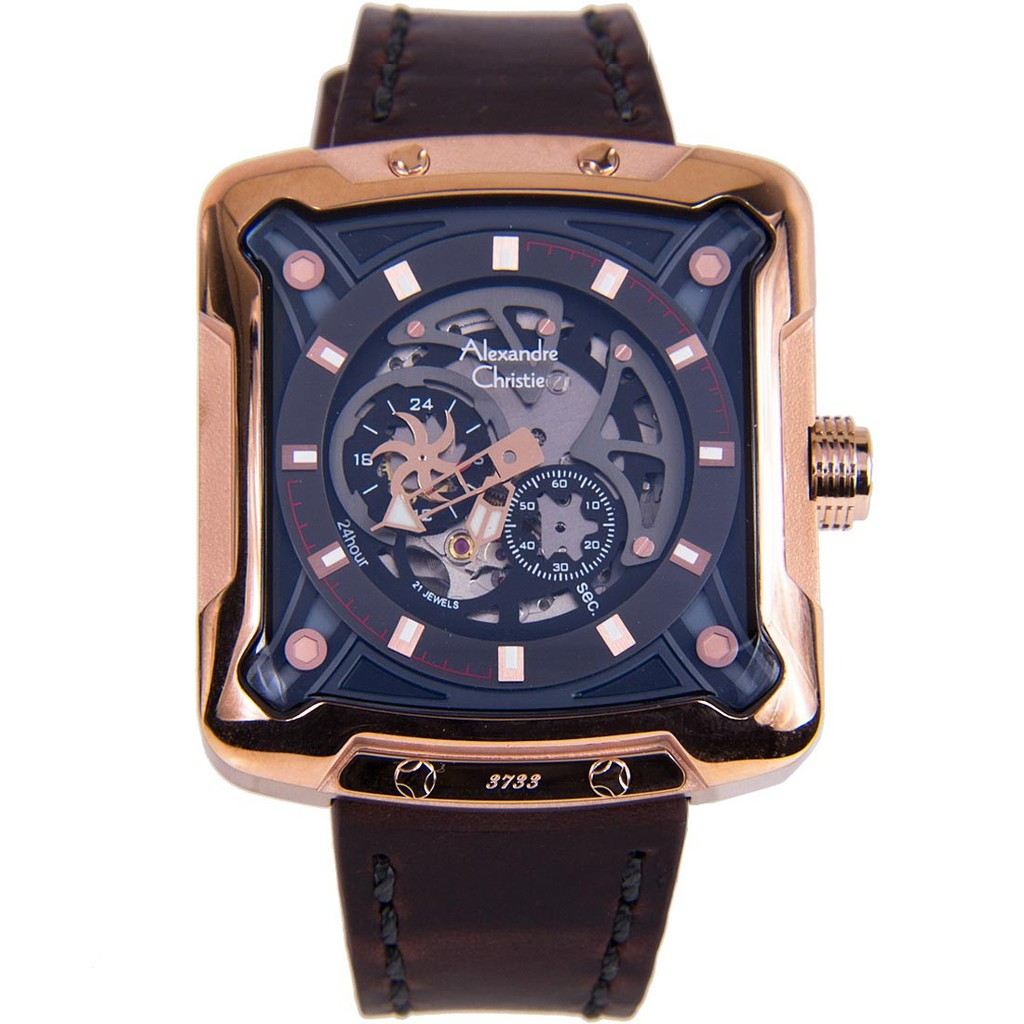 Alexandre Christie Ac 6474 Mc Btuba Men Watch Chronograph Blue Dial 6410mc Shopee Malaysia