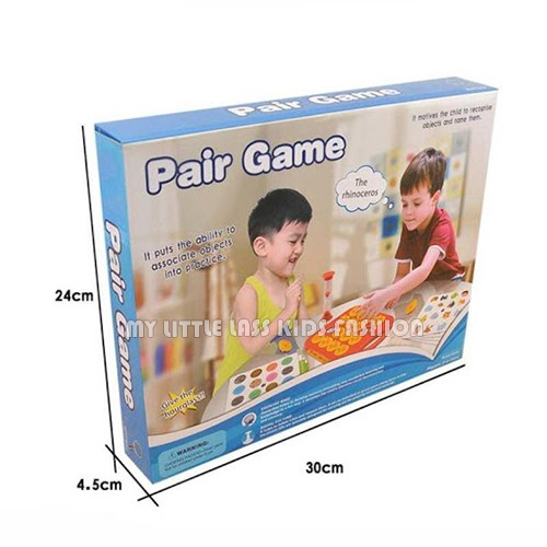 Pair Game Intelligent Game for kids