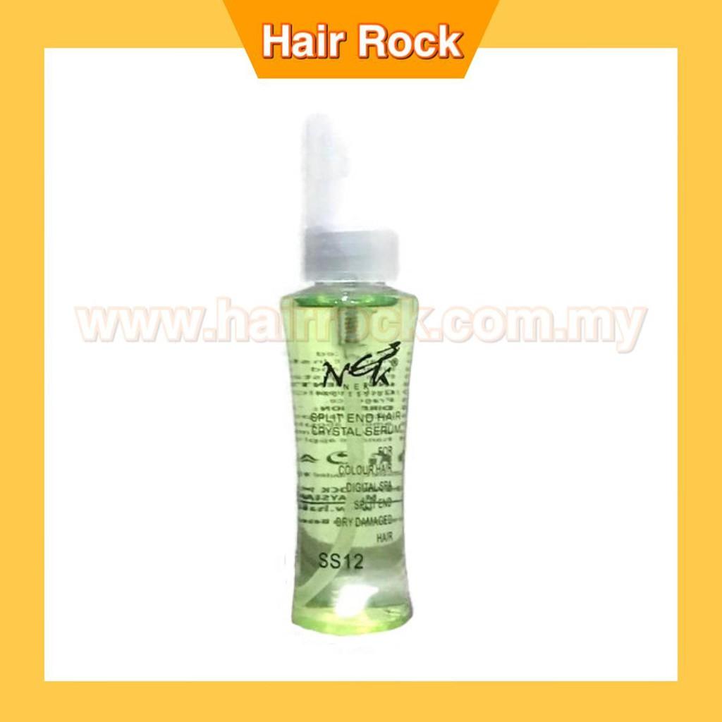 NEK Hair Serum Split End Crystal Hair oil for Dry & Damaged Hair 60ml (SS12)