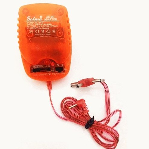 SOLMA AC-DC Adaptor SL-3171 DC Electrical