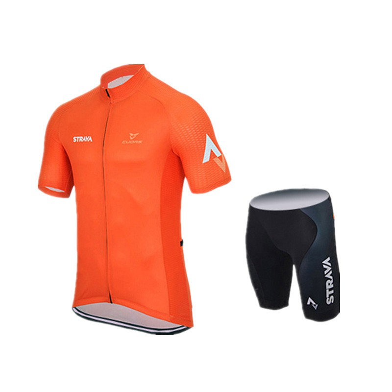 NUCKILY Women Cycling Jersey Summer Bicycle Jersey Set Outdoor Sport Apparel   c2e0a2a17