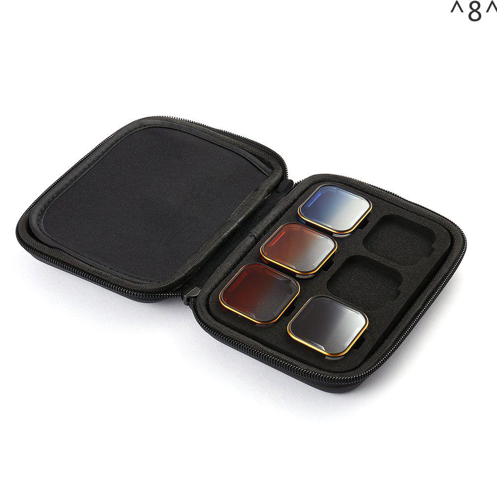8^ Lens High-definition 4PCS Filter For GoPro Hero 5 Portable