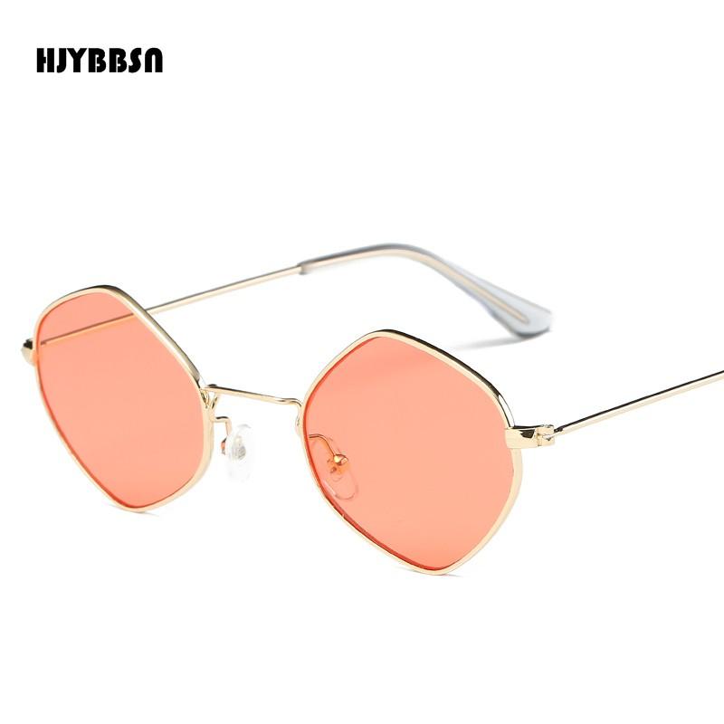 53bca4112 BOYSEEN Retro Round Mirror Pink Sunglasses Women Sun Glasses Female 3018 |  Shopee Malaysia