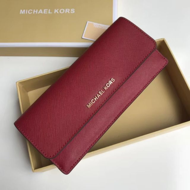 2157deac6a73 Michael kors jet set card case Id