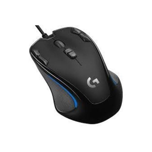 {NS-910-004347} Logitech G300s Wired Gaming Mouse/2/500 DPI/RGB/Lightweight/9 Programmable Controls
