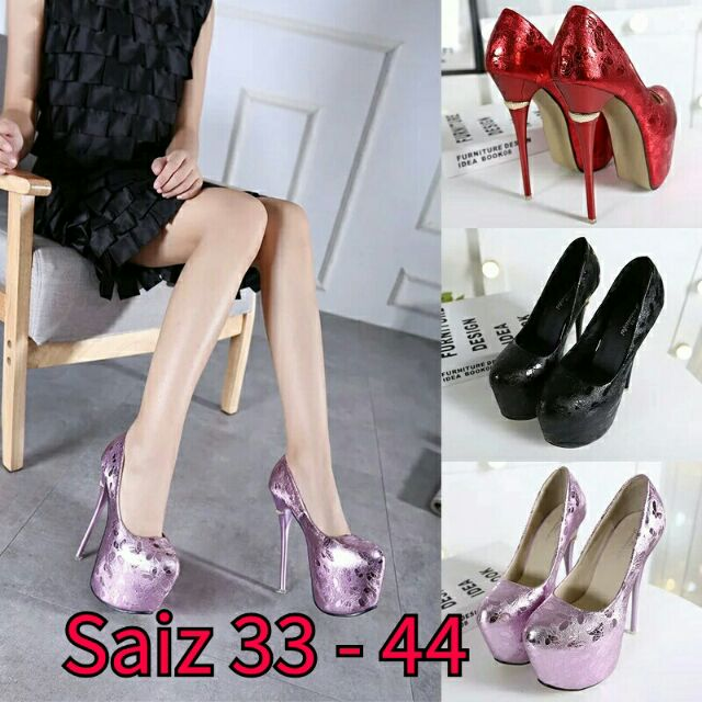 d67de0ebeb3e READY STOCK Women High Heels Shoes Party Shoes Kasut Tumit Tinggi Wanita  sandal