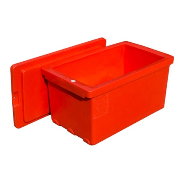 100Lit Plastic Thermal Insulated Box/Cooler/Ice Box/Container
