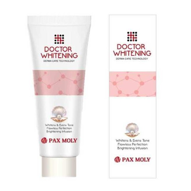 [20% Off] - Pax Moly Doctor Whitening Cream 70g (Exp : 02.2022)