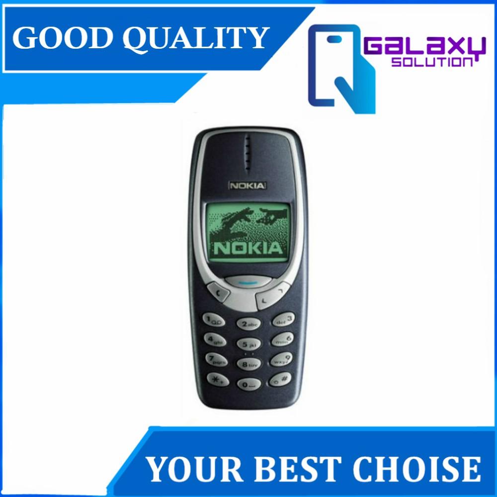 Nokia 3310 with Charger [100% NOKIA ORIGINAL] (Refurbished)
