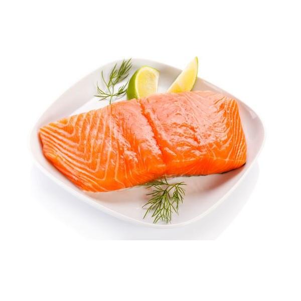 Salmon Fillet Portion Cut 200-250g (Penang Only)