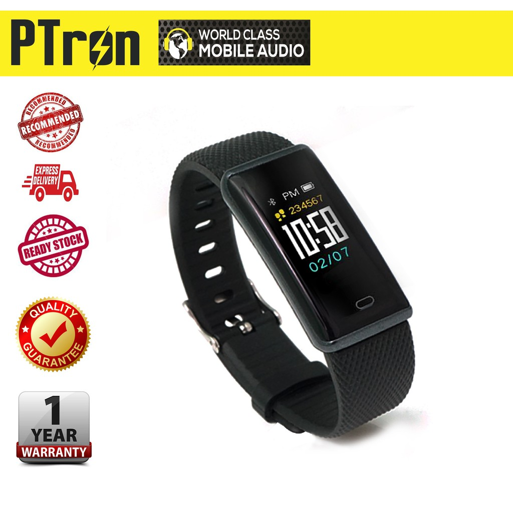 PTron Pulse, Smart Fitness Tracker