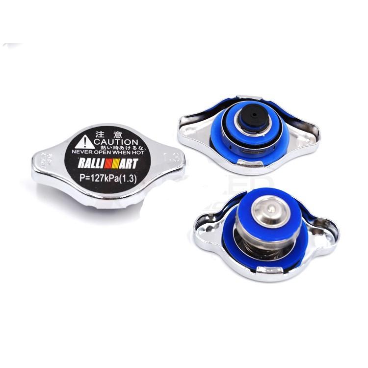 RALLIART 1.3 KG//CM2 HIGH PRESSURE RACING ENGINE RADIATOR CAP FOR MITSUBISHI