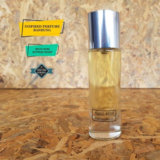 Hugo Boss Bottled Night For Men Edt 100ml Sprayperfume Shopee