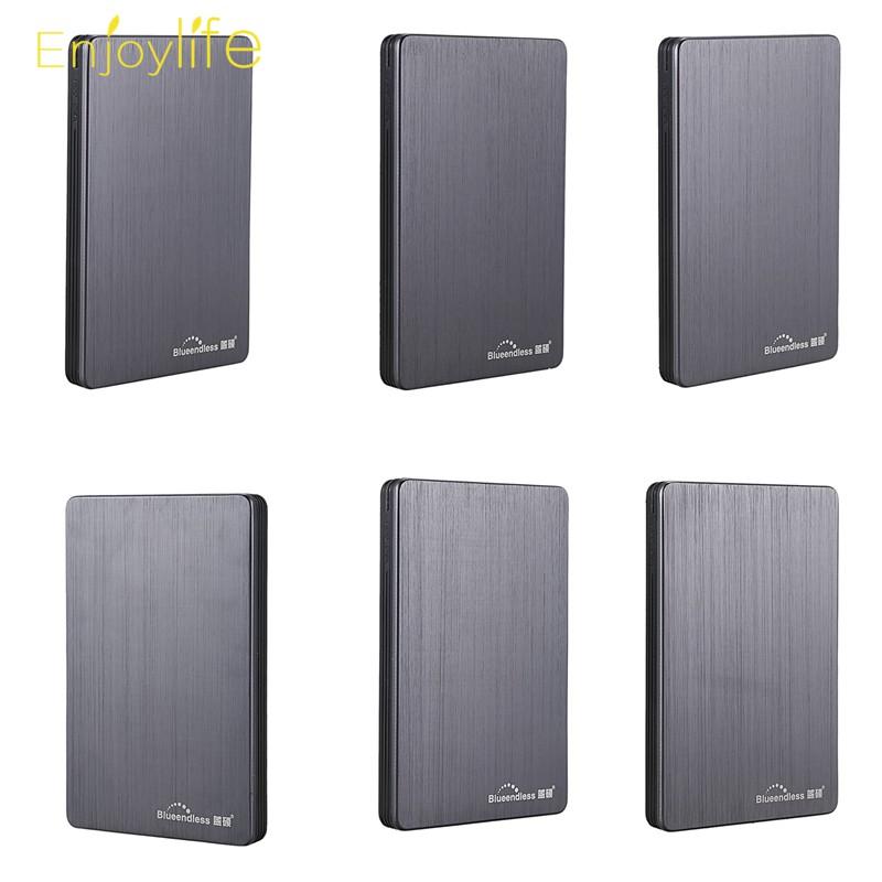 ❤Blueendless Usb 3.0 Portable External Hard Drive Disk Hdd 2.5 Inc