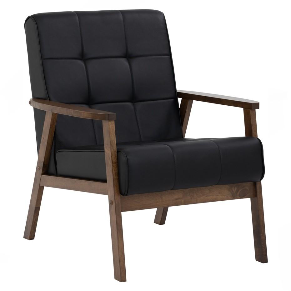 Furniture Direct HIACE 1 seater wooden sofa set / sofa kayu/ sofa murah