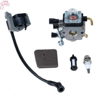 Carburetor Ignition Coil Fit Stihl FS38 FS45 FS46 FS55 KM55R FS45L FS55C Trimmer