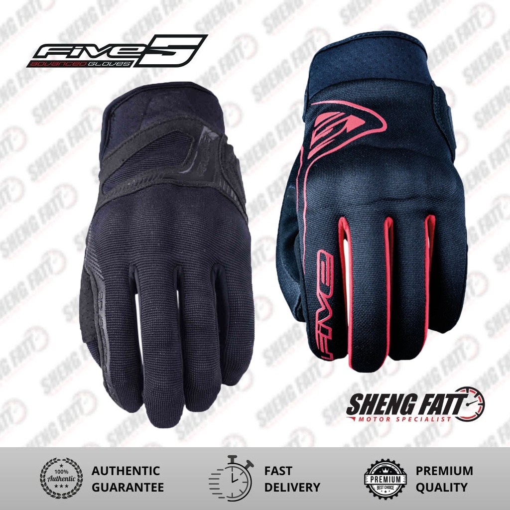 FIVE Globe Motorcycle Gloves