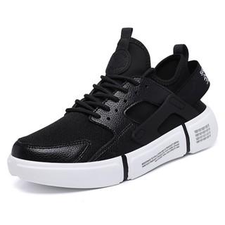 kasut sukan men shoes adidas casual sport running white shoes flat skate sneaker