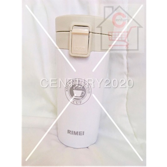 RIMEI Stainless Steel Vacuum Flasks Double Wall Leak-proof Bottle Coffee Tea Travel Mug Thermos Bottle Thermos Cup 350ML
