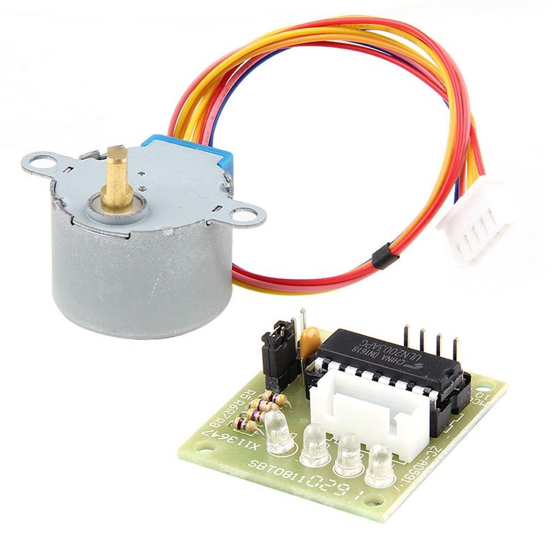 ULN2003 Driver Board for Arduino DIY 28BYJ-48 5V 4 Phase DC Stepper Motor