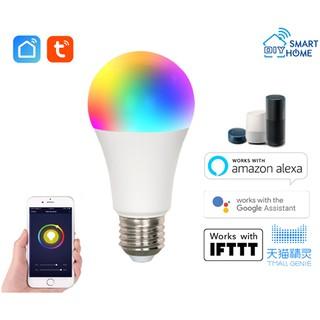 DIY Wifi Smart RGB+CCT Bulb 16 Million Colors (Tuya Smart