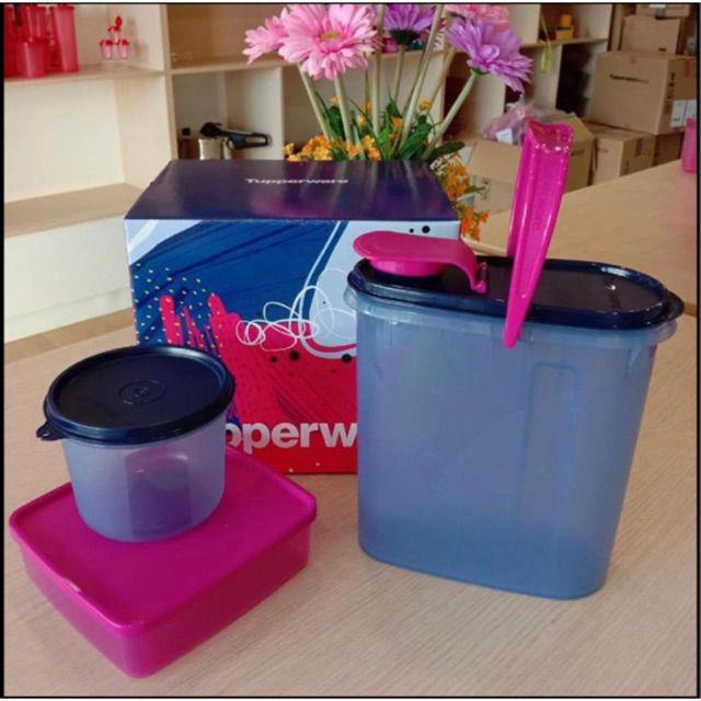 Tupperware Jolly Trio Gift Set