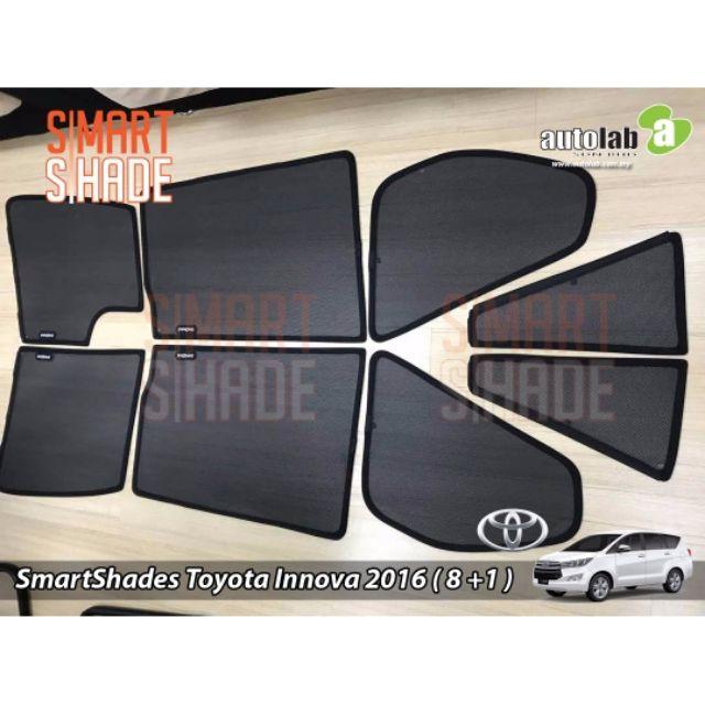 SmartShade Toyota Innova 2017-2019
