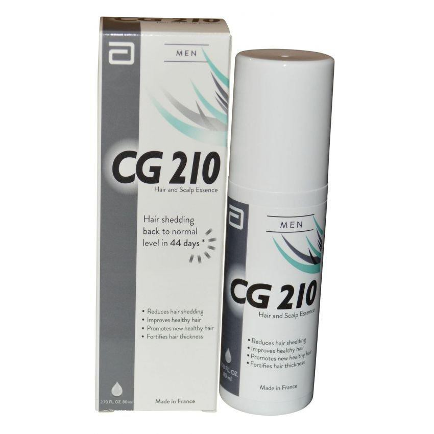 CG210 Anti Hair Loss and Scalp Essence 80ml (Men)