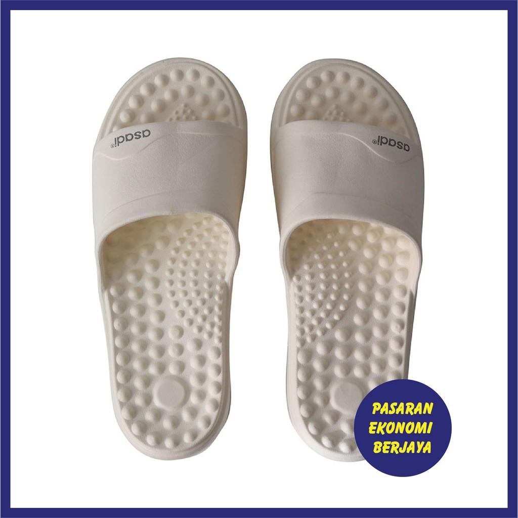 SELIPAR DEWASA UNISEX ASADI MJA-1528/ MASSAGE SERIES ASADI/ SELIPAR REFLEXOLOGY/ ASADI UNISEX SANDAL/ SLIPPER MASSAGE