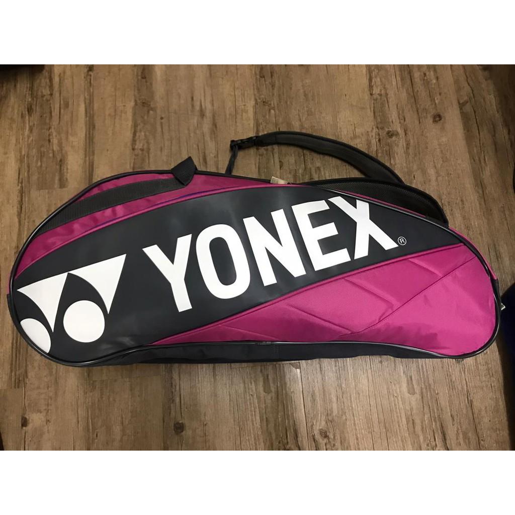 Yonex Sports Bag Triple Zips 7629EX