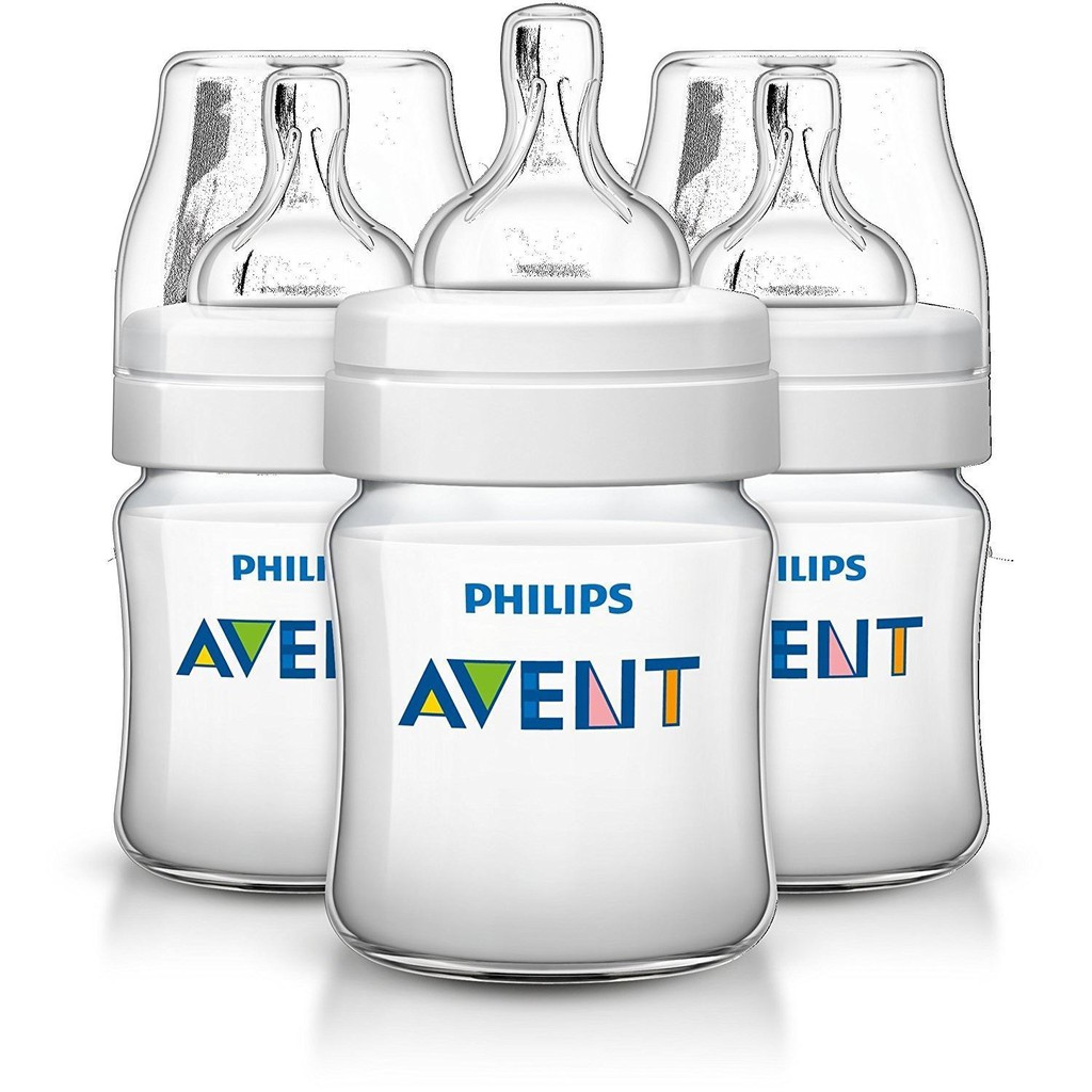 Philips AVENT Classic+ Bottle Pack (125ml)