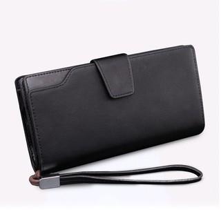 fa027d98f1ff Hot Sale Men's Male Wallet Casual Zipper Clutch Bag PU Leather Long ...