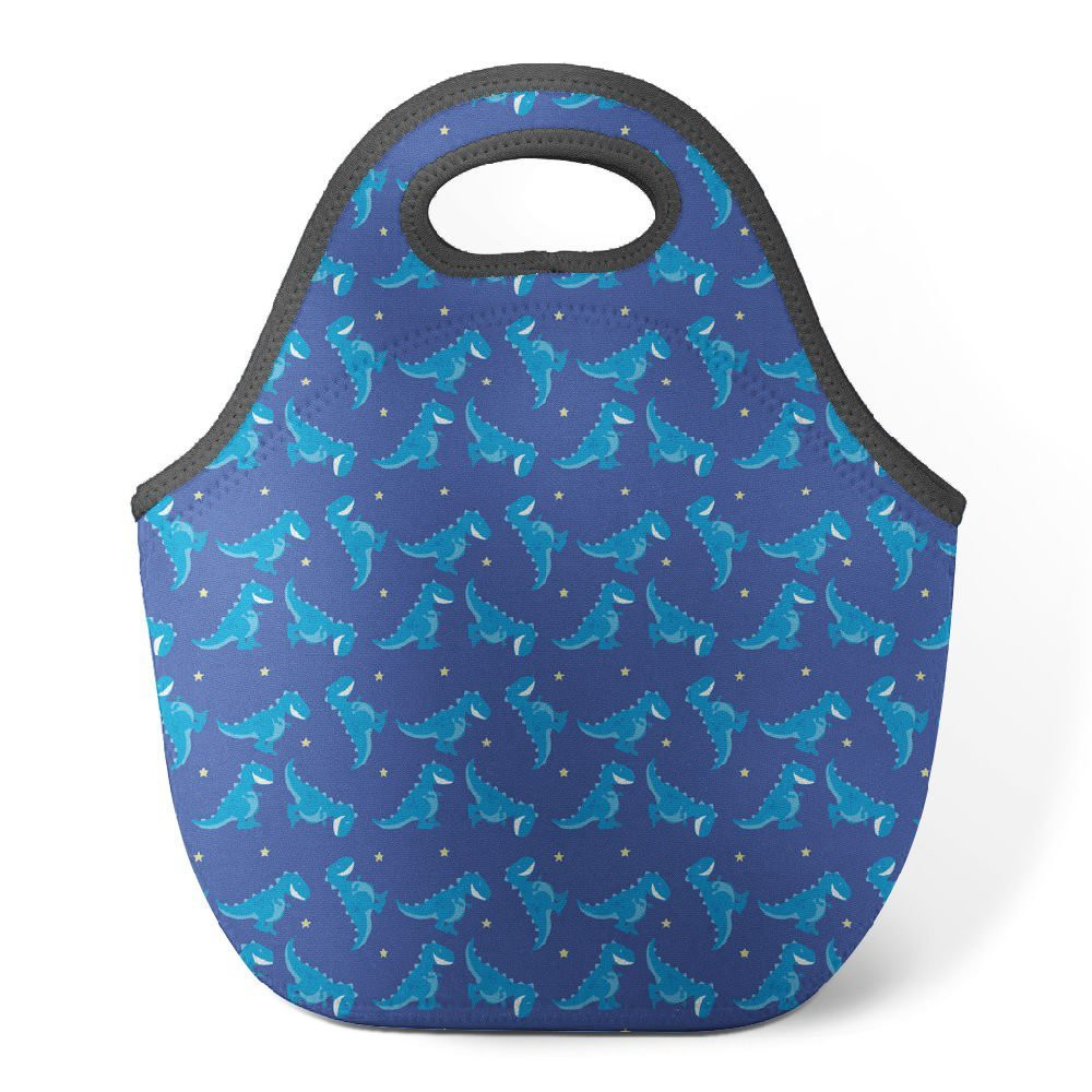 f464edee6cda - Neoprene Lunch Tote Insulated Reusable Picnic Lunch Bag