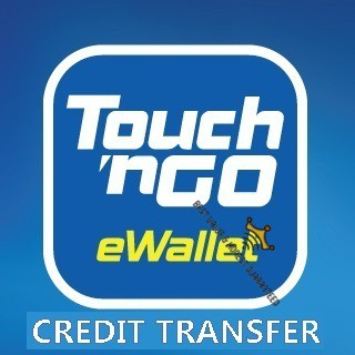 TnG eWallet Top Up / Reload / Credit Transfer